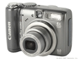 Canon 8.0 Megapixel Powershot A590 IS Digital Camera